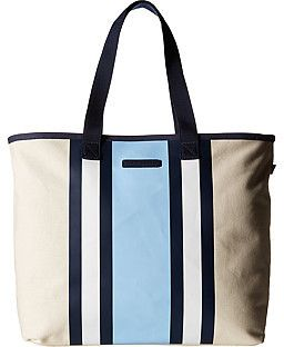 Tommy Hilfiger Stripes Tote Canvas (in 6 colors)