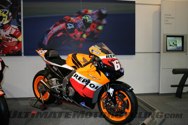 Nicky's Championship winning RC211V MotoGP weapon. Last of the fire-breathing 990s; traction control was in your right wrist.