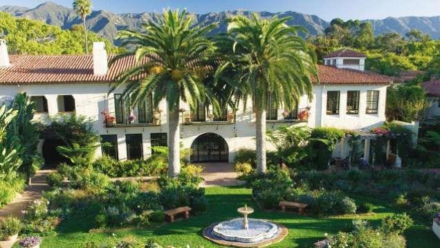 Four Seasons at the Biltmore Santa Barbara