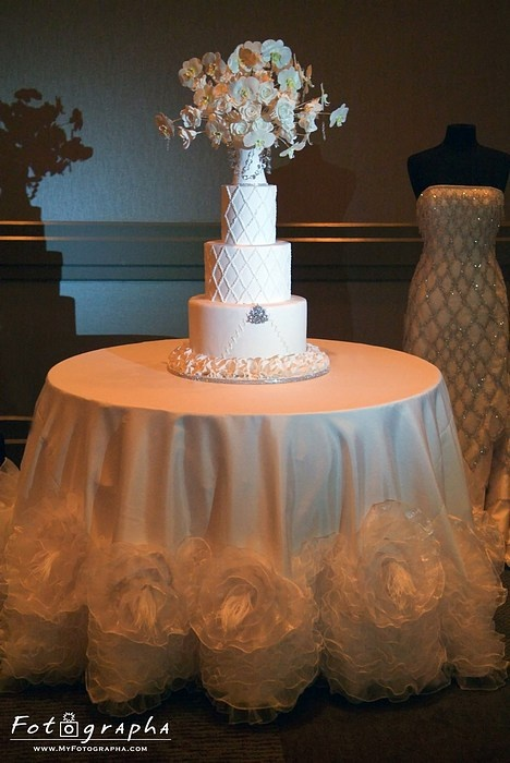 30 Best Images About Wedding Cake Table Decor On Pinterest