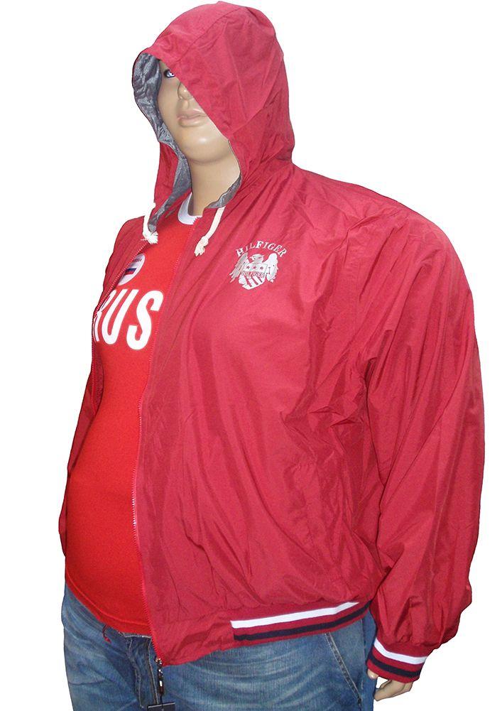 Мужские весенне-осенние куртки в интернет магазине для полных мужчин.