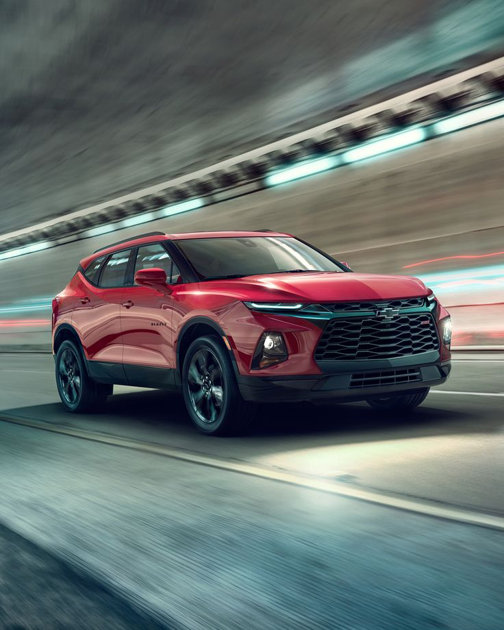 The New Chevy Blazer @motortrend On Instagram