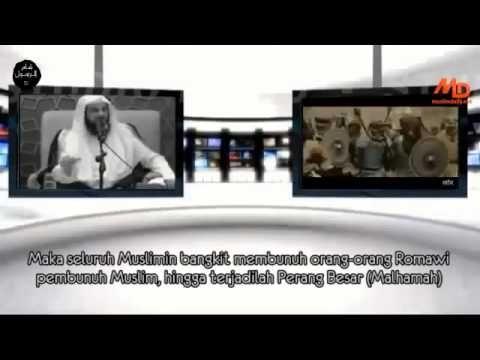 TANDA AKHIR ZAMAN (KIAMAT) BERDASARKAN HADIST NABI MUHAMMAD SAW