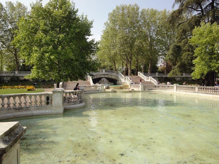 Darcy Garden in Dijon - France