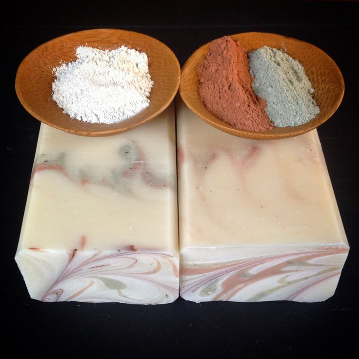 Økologisk såpe med duft av mynte, rosmarin og sitrus