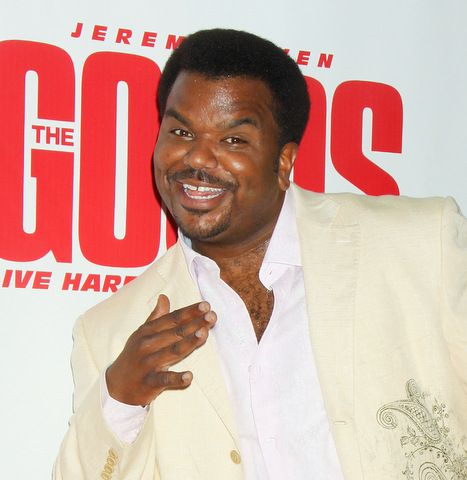 """""""This is the End"""" star Craig Robinson busted with weed and Molly!"""