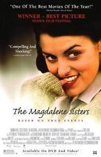 The Magdalene Sisters Movie Poster 27x40 Used Britta Smith, Peter Mullan, Mary Murray, Julie Austin, Nora-Jane Noone, Eileen Walsh, Laurie Ventry, Eamonn Owens, Daniel Costello, Phyllis MacMahon, Ciaran Owens