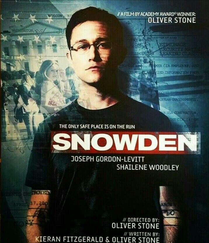 Snowden (2016) Movie Download In 300MB