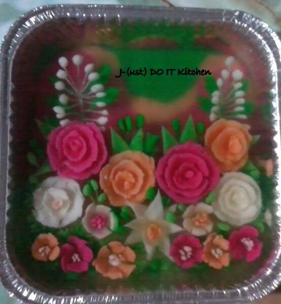 jelly art - my jello