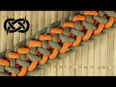 (P855)How to weave the Grin of a Wolf Paracord Bracelet Visit Amazon to get Todd Mikkelsen's books, while supporting the growth of Paracord 101's channel. The more...