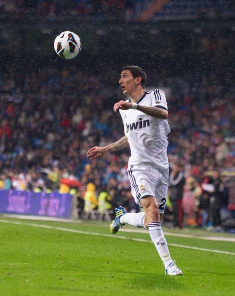 "♥Angel Di Maria ♥- Real Madrid ... Te voy a Extrañar ""Fideo""♥"