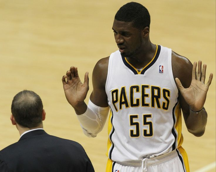Gilbert Arenas, Tracy McGrady rip Roy Hibbert after Pacers loss