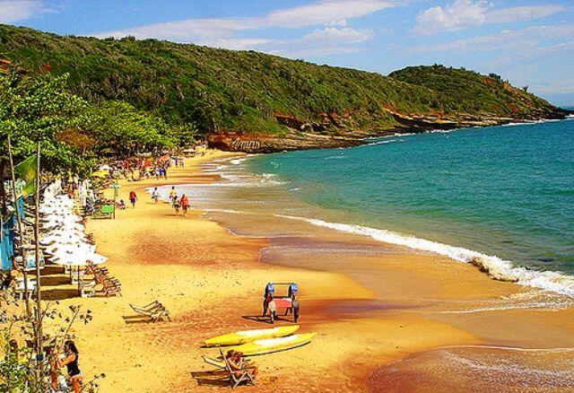 Brazil Beaches | ... Beaches 2 Brazil Buzios Beach, The Family Friendly Beach in Brazil