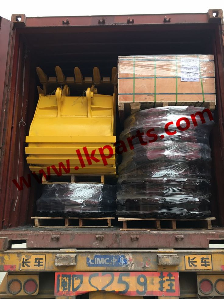 As Chinese Spring festival is coming, it is been a long time not to rest. No more orders in schedule for this year. Time is not enough.Container for export yesterday.#trende rodaje partes#undercarriage parts. pc300-6/cat330/pc200-5/cat320 track link/bucket teeth, bottom roller, sprocket, upper roller and idler. Track bolts and nuts, spring, swing bearing, rock bucket Tel:+86 152 8009 4489 Email:ellen@lkparts.com Whatsapp/wechat/Line:+86 152 8009 4489 Skype:ellen890210…