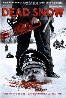 Foreign Zombie movies are too much fun! This one is Norwegian and has some clever ways of destroying the undead!