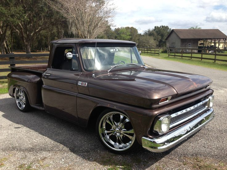 1965 Chevrolet C-10 Stepside Advance Auto Parts 855 639 8454 20% discount Promo…