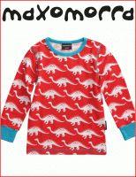 Maxomorra shirt Dino ls