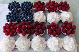 flag day desserts