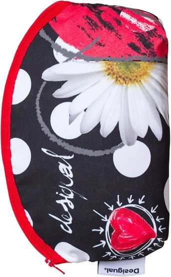 •Website: http://www.cuteandstylishbags.com/portfolio/desigual-black-multi-polka-dots-cosmetics-case/ •Item: Desigual Black Multi 'Polka Dots' Cosmetics Case