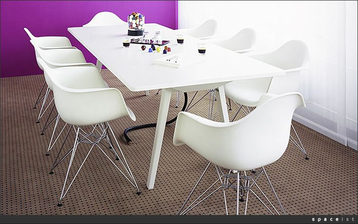 Spaceist Small Joyn White Meeting Room Tables Future