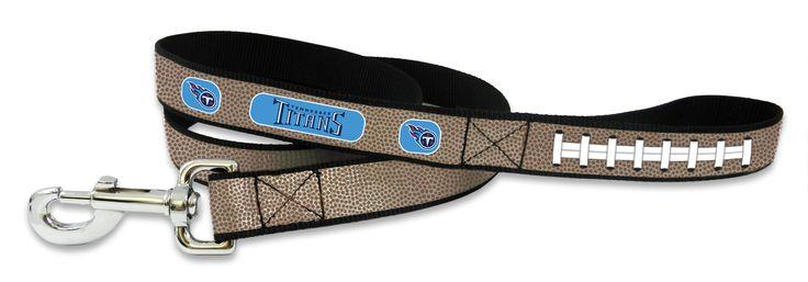 Tennessee Titans Reflective Football Leash - L