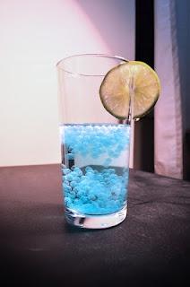 Make your own molecular gin 'n' tonic!