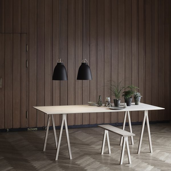 Lightyears Caravaggio P2 pendant, matt black | Pendants | Lighting | Finnish Design Shop