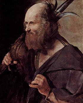 St. Jude Thaddeus - Georges de la Tour