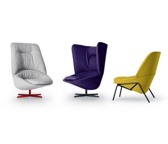 Armchairs | Seating | Ladle | ARFLEX | Luca Nichetto. Check it out on Architonic