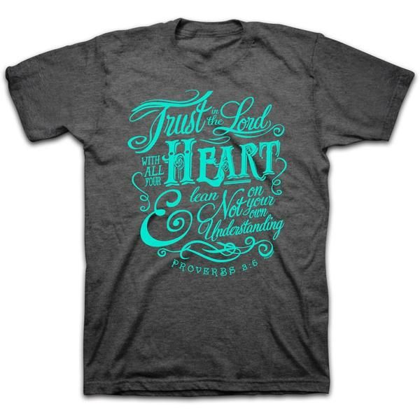Trust In The Lord T-Shirt - divvastyle