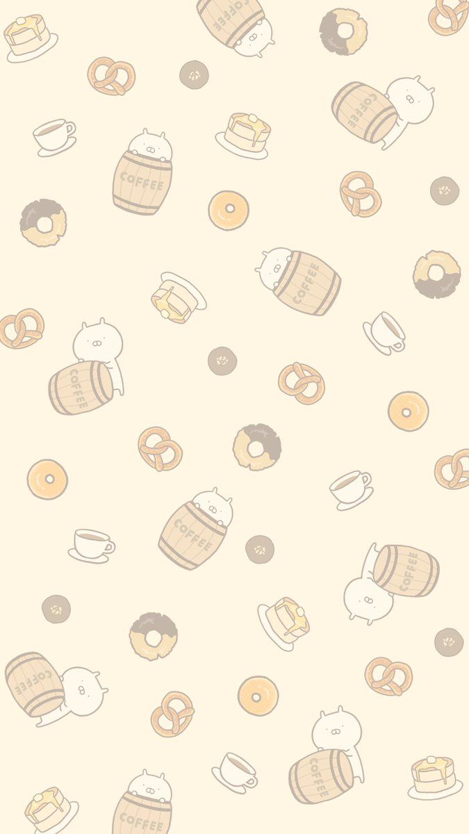 Sakumaru うさまるといっしょ Wallpaper Iphone Cute Peach Wallpaper Kawaii Wallpaper