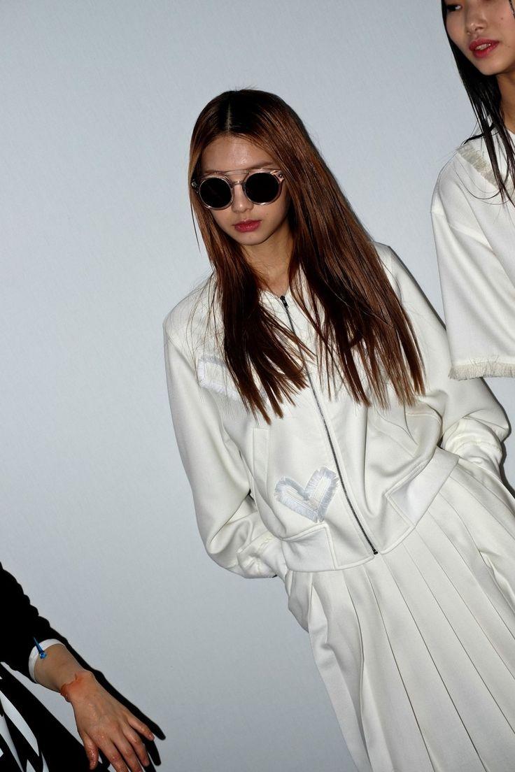 Makemodel SEOLHWA  [J KOO 2015 SS] 2015 서울패션위크 J KOO 제이쿠 by 구연주