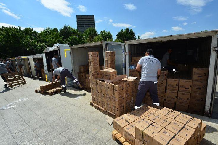 Büyükşehir'in gıda yardımları Ramazanda da devam ediyor • http://bit.ly/297Esfu • Sonsöz Gazetesi • #Yerel •