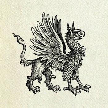 Bestiaire de l'héraldique : le griffon