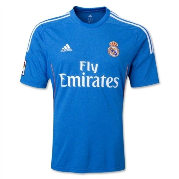 Real Madrid Away Royal Blue Shirt 2013/2014 You can enjoy 15% off by