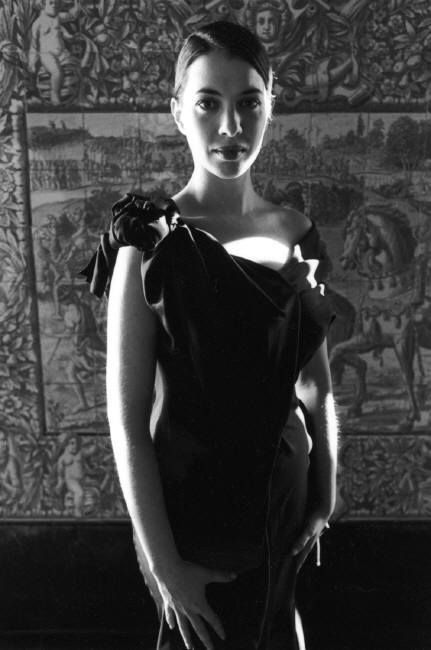 Ferdinando Scianna Lisbona, Portogallo: la cantante Teresa Salgueiro dei Madredeus. 1998