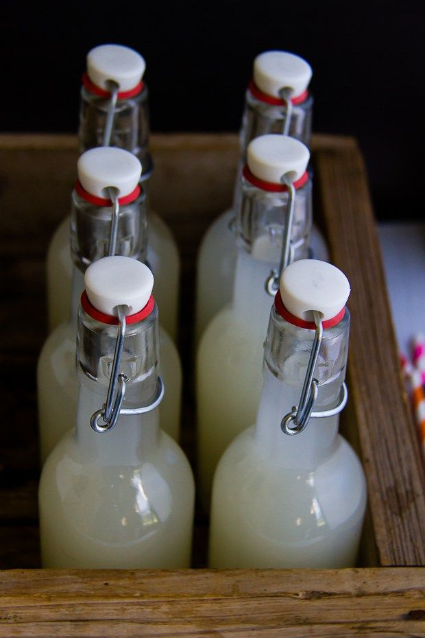 How To Make Your Own Home Made Ginger Beer