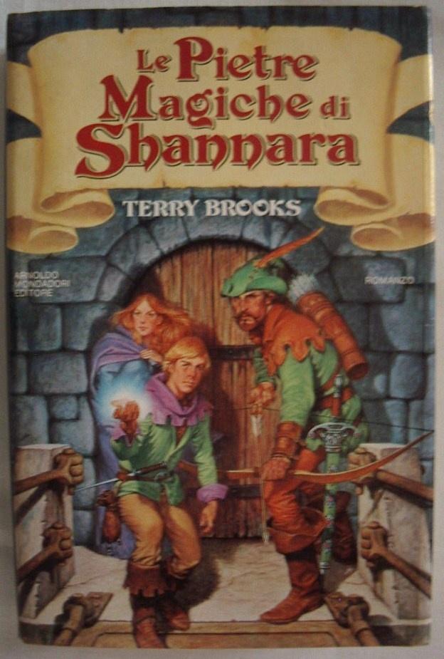 Le pietre magiche di Shannara (T. Brooks)