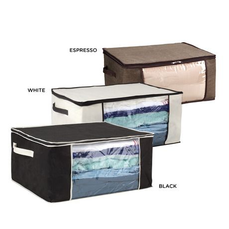 Under-the-Bed Blanket Storage - Save 60% only $9.99