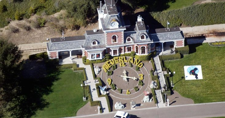 Michael Jackson's Neverland ranch relisted — with a big price cut