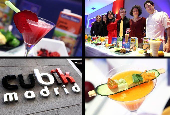 Fotogafo evento Gallina Blanca Madrid