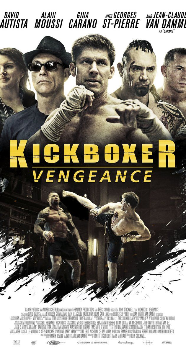 Directed by John Stockwell.  With Dave Bautista, Alain Moussi, Gina Carano…