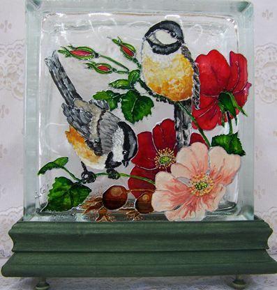 1000 id es sur le th me blocs de verre sur pinterest for Faux vitrail sur miroir