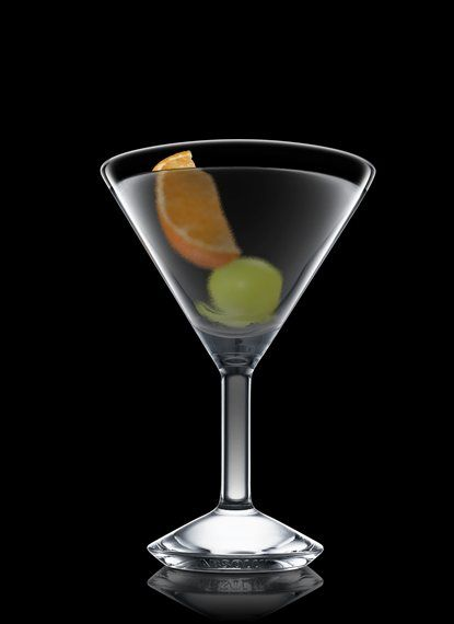 Ruby Tangerine Martini - Add ABSOLUT Ruby red into a chilled cocktail glass. Garnish with a grape and tangerine. 2 Parts ABSOLUT RUBY RED, 1 Whole Grape, 1 Wedge Tangerine