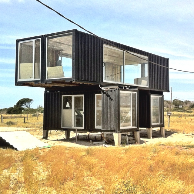 1000 ideas about conex box on pinterest container houses container home plans and container - Conex container homes ...