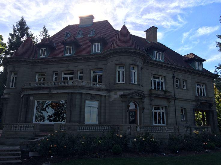 Pittock Mansion Portland © Sarah Murphy