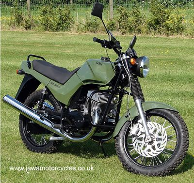 new jawa 350 motorcycle models in the uk
