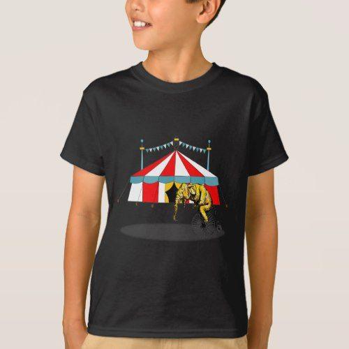 Circus Memorabilia In Memory of Circus Elephants T-Shirt