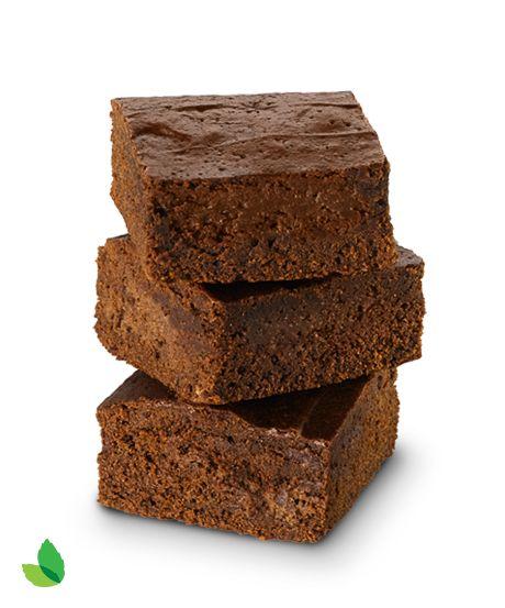 (Sugar free) Fudgy Brownies -- OK, maybe life is worth living again...