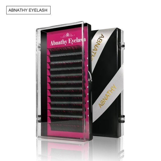 e59a493b521 Abnathy 1 pc 0.07 JBCD Curl 12 Rows Per Tray Volume Eyelash Extension Mink  False Fake Lashes Review